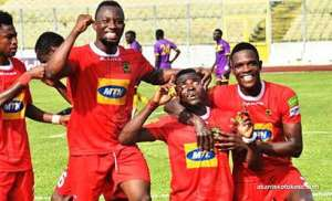 CAF CONFED. CUP: Stay Away From Sex - Michael Osei Tells Kotoko Players