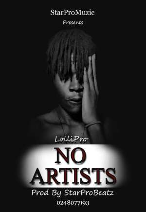 "Lollipro drops his much anticipated banger dubbed ""No Artists"""