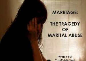 Marriage: The Tragedy Of Marital Abuse