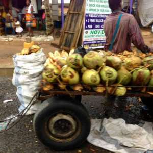 Ministries Turned Into Coconut Market