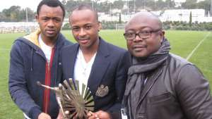 Andre Ayew: Father Abedi Pele Suggested I Rejoin Swansea
