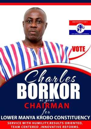 Lower Manya Krobo Constituency NPP Chairmanship Race, A Letter To All Delegates