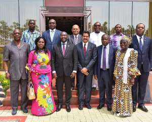 Ghana Signs $600m Medical University, Teaching Hospital Deal With Thumbay Group