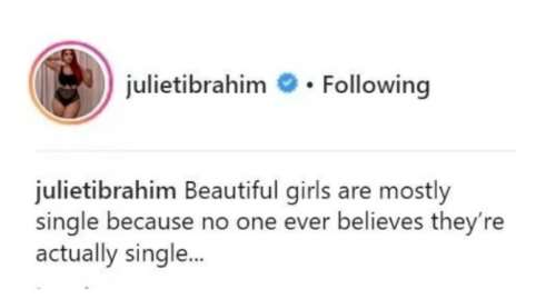Beautiful Girls Are Single Because No One Believes Theyre Single