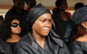 Widow Of JB Danquah-Adu Reveals How CID Officers Sexually Assaulted Her