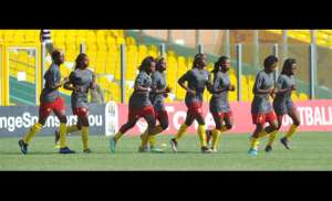 Cameroun Commence World Cup Preparations