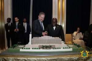 Nana Addo In USA For National Cathedral Fundraiser [Photos]