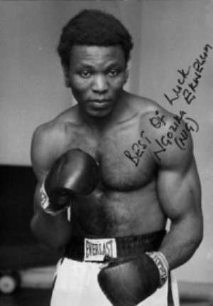 Boxing is the Best Tool to Eliminate Unemployment, Restiveness in Nigeria