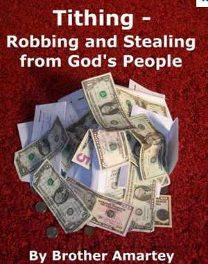 Rejoinder: You Are Cursed If You Don't Pay Tithes
