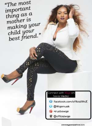 Interview Exclusive With WAJE