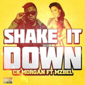 "MzBel ""Shakes it Down"" with CK Morgan"