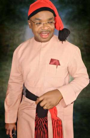 EXPOSED! 2015 Election: Udom Takes Fetish Oath (Mbiam) To Protect Akpabio After Exit