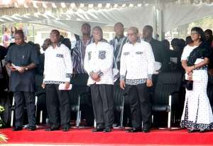 Photos: Ghanaians Pay Last Respect To BBC's Komla Dumor