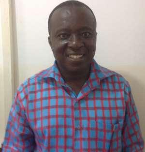 Mr. Nti-Baffour Asenso