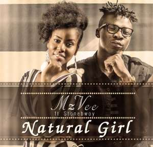 MzVee Releases 'Natural Girl' Featuring StoneBwoy