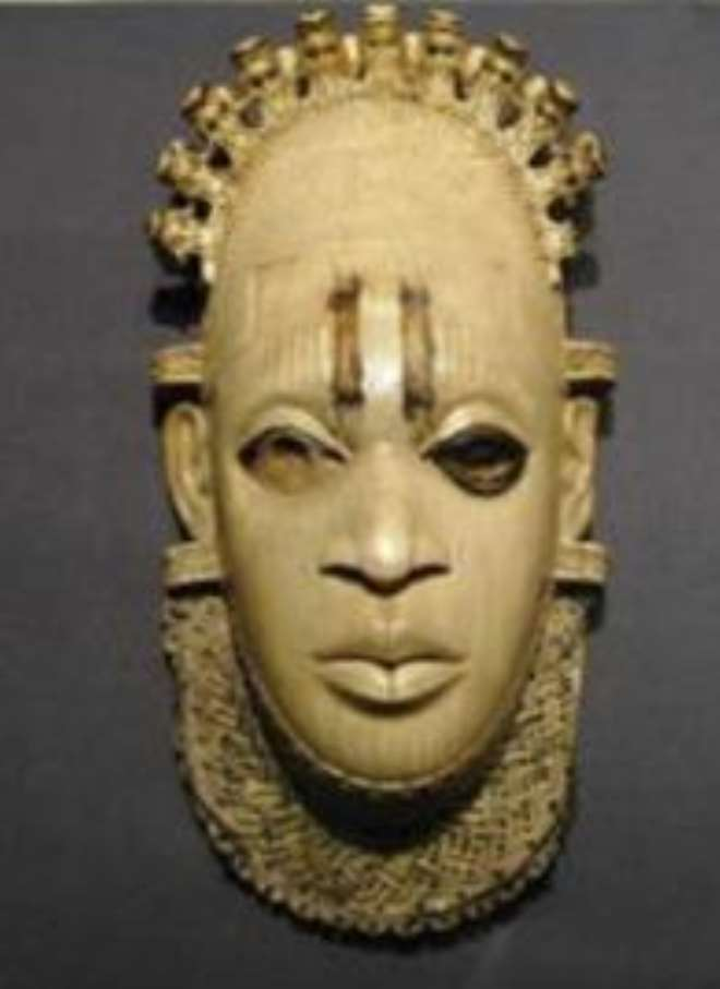 Queen-Mother Idia, Benin/Nigeria, Now In The British Museum.