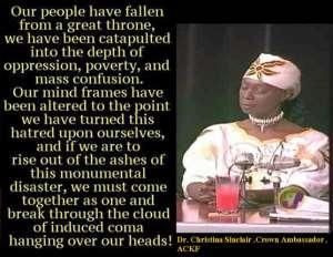 The Jamaican Akan Root