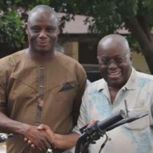 Npp Uk Mourns Adams Mahama ,upper East Regional Chairman