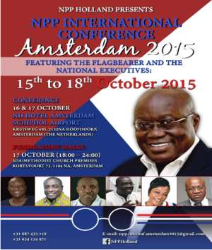 NPP Holland Holds International Conference