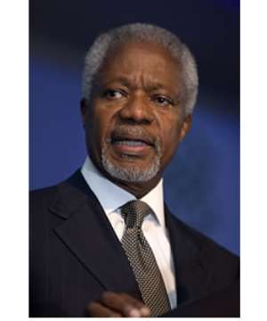 Africa: Global Crisis 'Hits Africa Twice,' Says Kofi Annan
