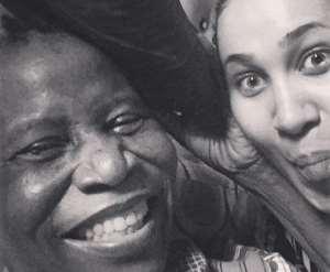 Actress, Caroline Danjuma Bereaved, Loses Mother to Paralysis