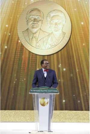 Akinwumi Adesina  (Source: African Development Bank Group (AfDB)