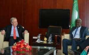 UN Boss Lauds UN-AU Cooperation, Calls It An 'Asset