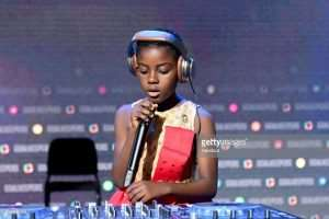 DJ Switch Thrills African Leaders At AU Meeting