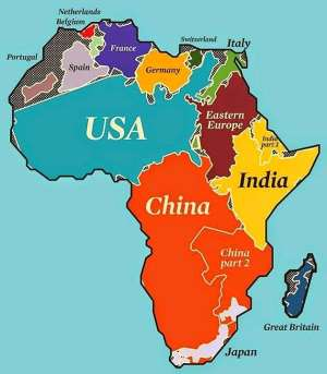 Is Afrika Big For Nothing?