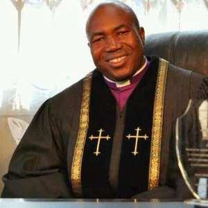 Bishop Lawrence D.C Ayarewaba
