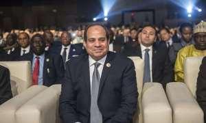 Egypt's President, Abdel Fattah el-Sisi
