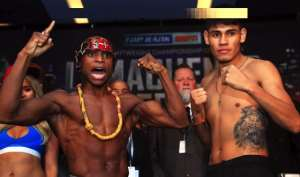 Navarrete: I Will Knock Out Dogboe In Rematch