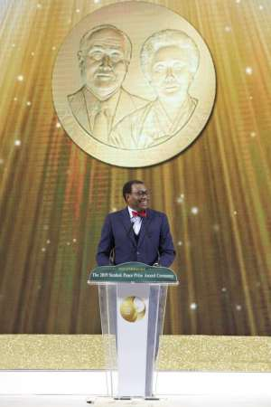 """""""We Are In A Race With Time To Unlock Africa's Full Potential"""" – Adesina"""