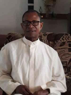 Rev Fr Asiedu Is New Apostolic Vicar of Donkorkrom