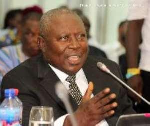 I Don't Tolerate Criminals--Amidu