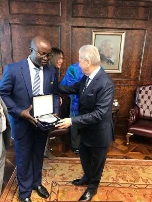 African Trade Center opens opportunities for Ghana's industrial sector