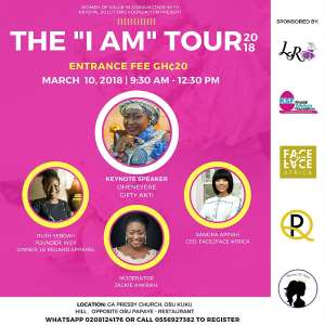 Where Do You Belong On Earth? Women Of Value Takes A Trip To Ghana To Help You Find Out