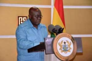 Election Of DCEs: Akfufo-Addo Proposes A Referendum