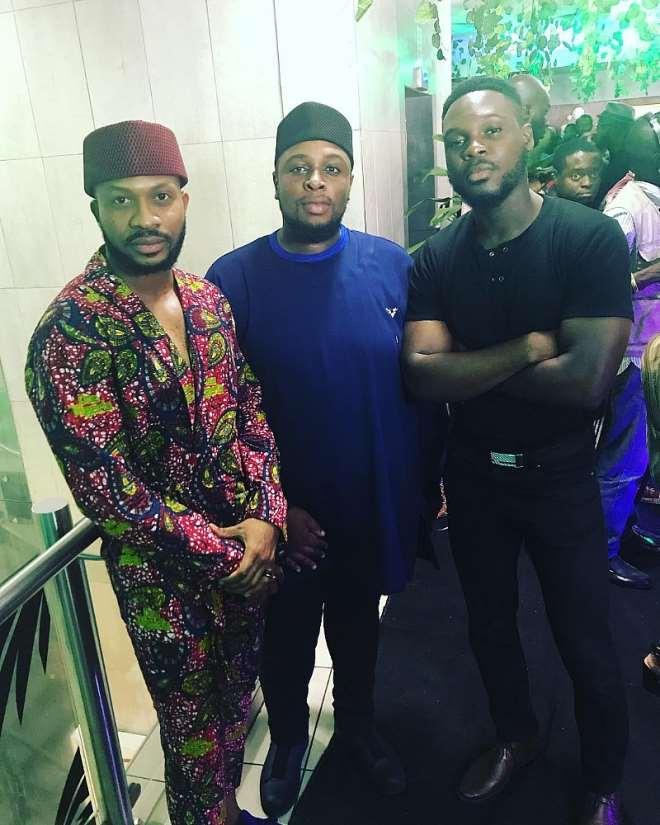 Adebayo Oke-lawal, Noble Ezeala And Nonso Bassey
