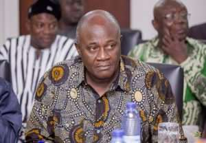 'Gov't Consulted Widely On Choice Of Capitals For New Regions' – Dan Botwe