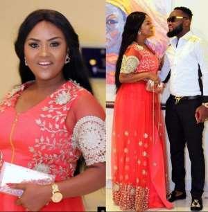 Nana Ama McBrown Eulogises Husband On Val's Day