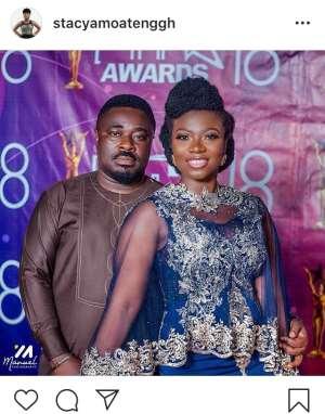 Stacey Amoateng Flaunts Her Husband