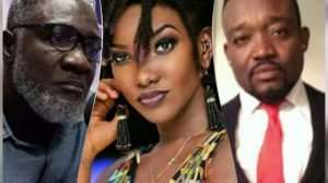 Bullet, Ebony's Dad Smoke Peace Pipe