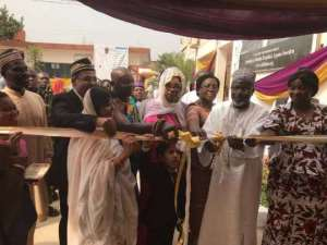 Ahmadiyya Missionary Doctor; Mum Build Maternity Ward For Swedru