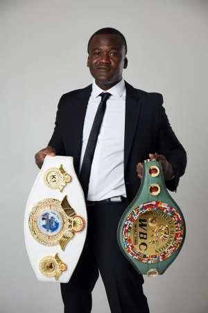 WBC Muay Thai Appoints Lawrence Nyanyo Nmai As Ghana Representative