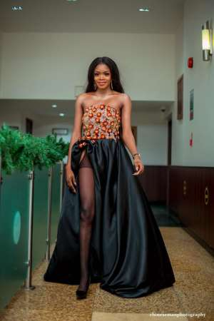 Model Prisca Abah Taking The World By Storm