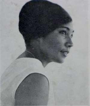 Genoveva Marais, Nkrumah's Confidante - V. L. K. Djokoto