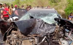 Potsin Junction Accident Kills 3