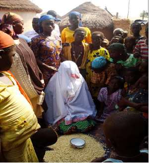 Marriages In The Northern Ghana
