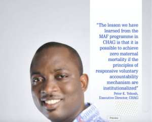 Christian Health Association Working To Reduce Maternal Mortality